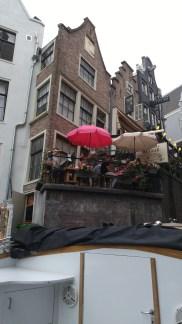 Restaurant on the edge