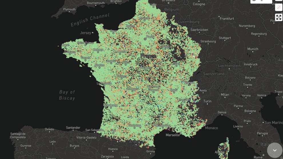 #Imoo, #DVF: Le marché de l'immobilier en France