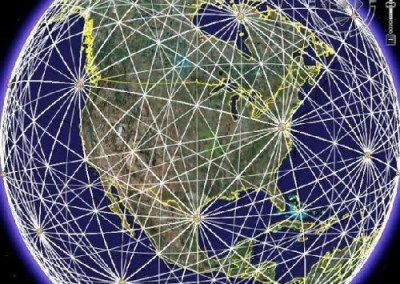 Les réseaux telluriques