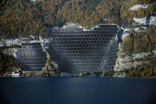 Solarkraftwerk Walensee