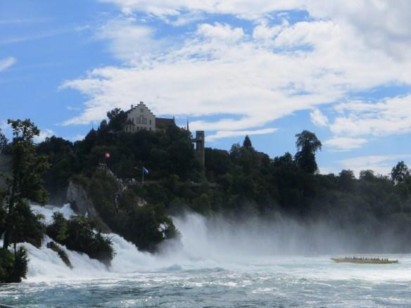 das Schloss Laufen