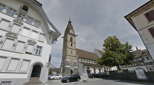 stadtkirche Zofingen