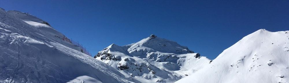 Skigebiet...