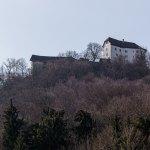 Nordostansicht des Schlosses