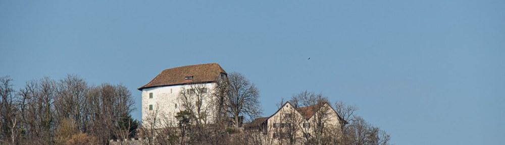 Südostansicht des Schlosses