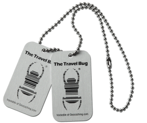 Geocaching Travel Bug