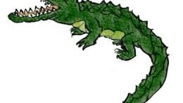 Sewer Croc