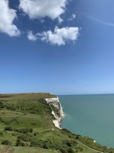 White Cliffs of Dover Geocaching