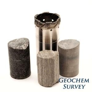 jasa coring batuan sampel batuan geochem survey