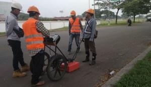 Konsultan Jasa Pekerjaan Georadar - GPR