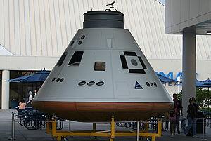 Credit: Rtphokie (wikipedia: Orion spacecraft)
