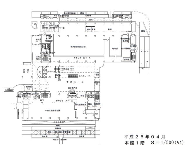 施設・建物資料