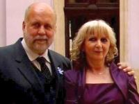 Anna Krippelová s manželom Eduardom, foto: archív Anny Krippelovej