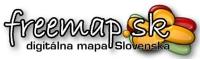 Logo projektu Freemap.sk