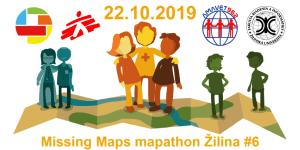 Registrácia na Missing Maps mapathon Žilina #6