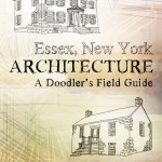 Essex, New York Architecture: A Doodler's Field Guide (Cover)