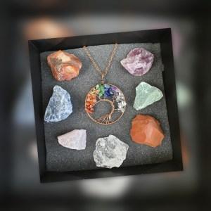 collier-amour-7-chakras-pierre-naturelle-quartz-rose-mineraux-lithotherapie-soins