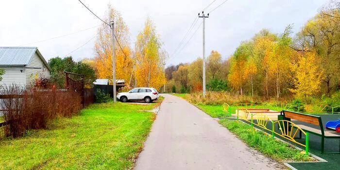 Кадастровый инженер от компании Геодезия-Кадастр в деревне Тупиково