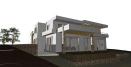 Casa Aranguiz - Rancagua (En Obra)