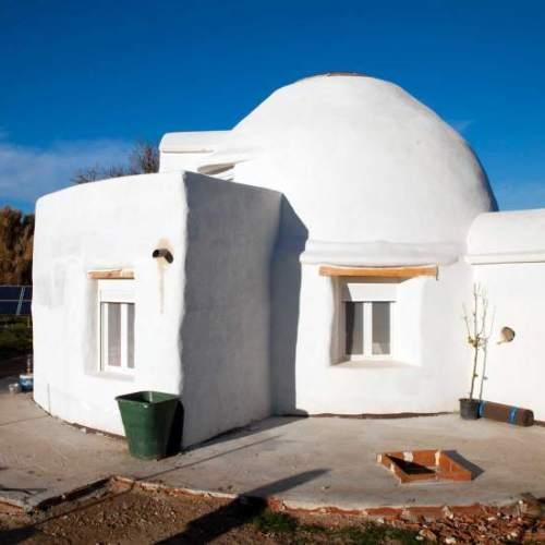 Volver al adobe: la arquitectura ecológica defiende regresar a la construcción con tierra - 20minutos.es