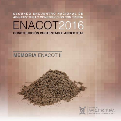 MEMORIAS ENACOT II / 2016