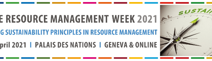 Did you know that GeoERA is invited to the UNFC Resource Management Week 2021?