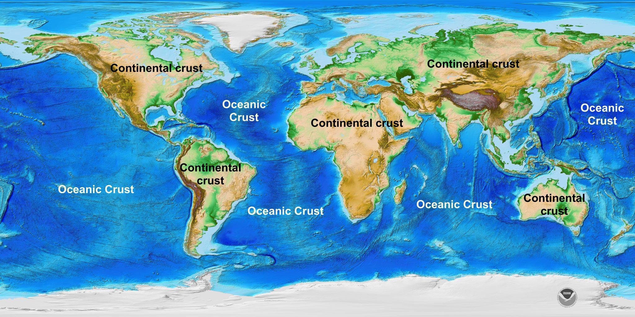 The Earth S Crust
