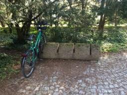 Bicicletário!