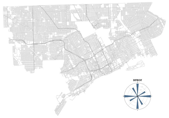 Comparing Us City Street Orientations Geoff Boeing