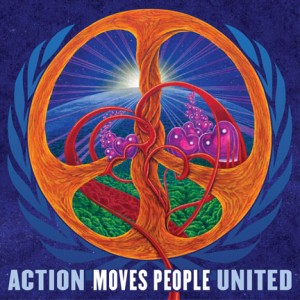 ACTION MOVES PEOPLE UNITED with UNESCO USA
