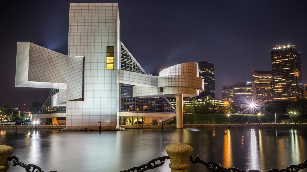 Rock and Roll Hall of Fame for Google+