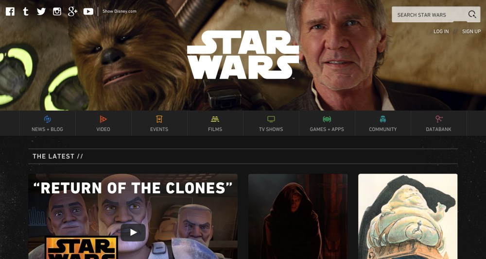 Star Wars Site