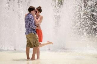 Heather and Brett Pocorobba Engagement Shot [Featured on Petapixel]