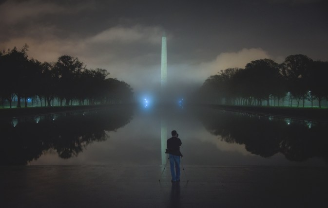 The Reflecting Pool (Potomac Park)