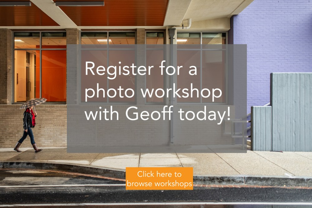 Register for a workshop with Geoff Livingston today!