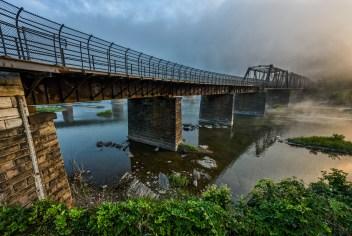 Rail Bridge at Harpers Ferry