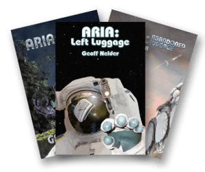 Aria Trilogy - Geoff Nelder Science Fiction Writer
