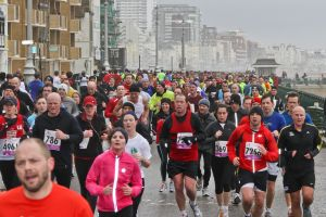 The Brighton Marathon