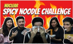 Where to Buy Korean Spicy Noodle Challenge Philippines (Samyang 2x Spicy)