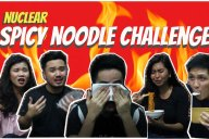 Nuclear Spicy Noodle Challenge Philippines