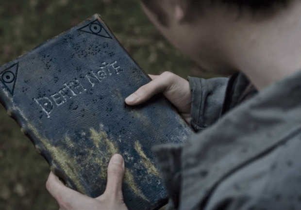 death note netflix film