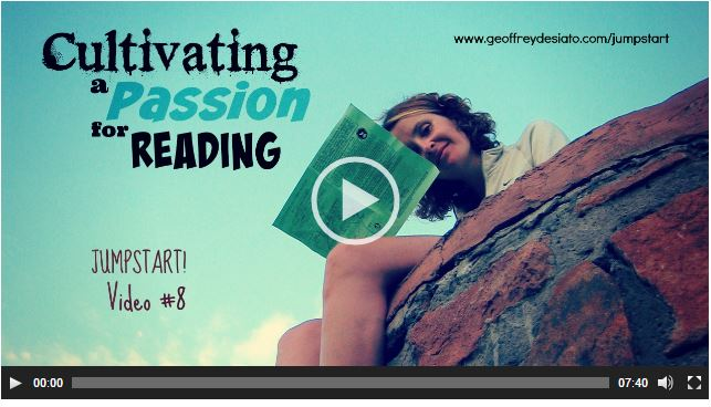Cultivating A Passion For Reading