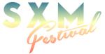 Page d'accueil de SXM Festival