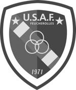 Page d'accueil de USAF