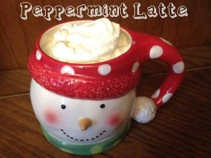 Peppermint Latte Recipe