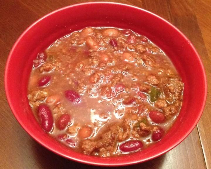 Wendy's Copycat Crockpot Chili