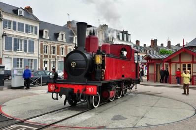 Saint Valery - Aisne on the turntable