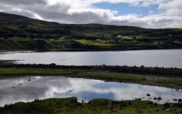 The Braes across the water