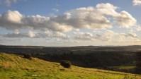 View to Wenlock Edge