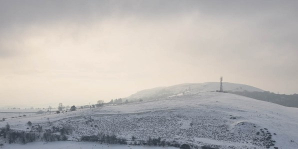 Mist over Ragleth
